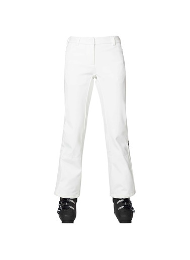 Rossignol Rossıgnol Skı Softshell Kadın Kayak Pantolonu Beyaz